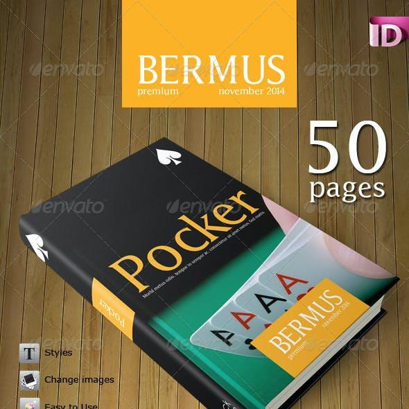 PRO Book Template: Bermus