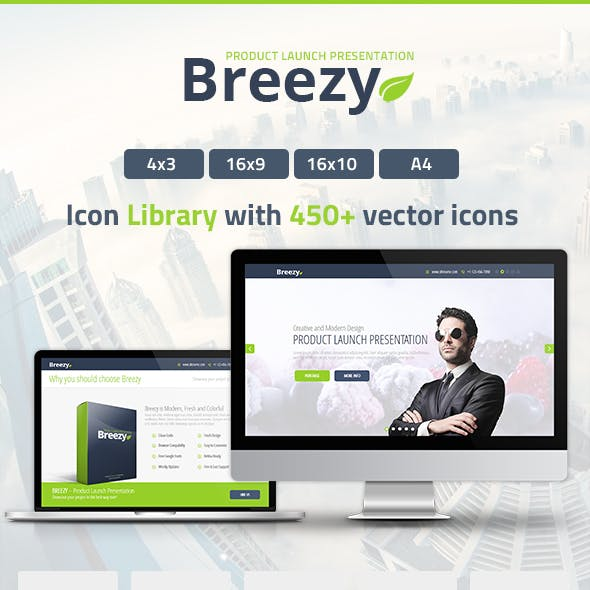 Breezy Powerpoint Presentation
