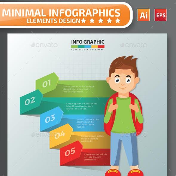 Student infographic Design