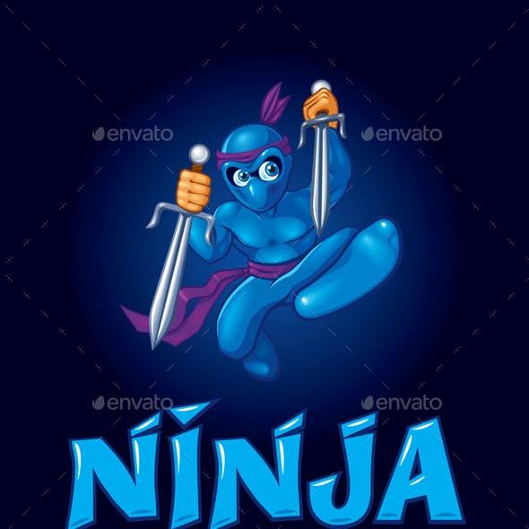 Ninja Mascot