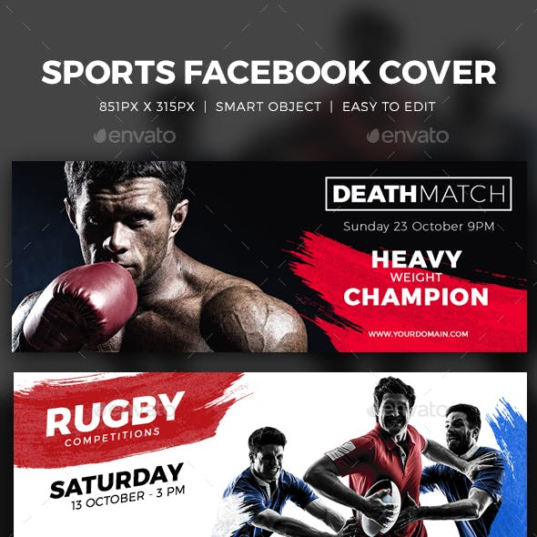 Sports Facebook Cover