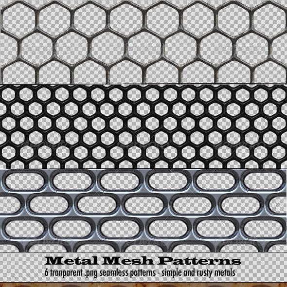 Metal Mesh Patterns