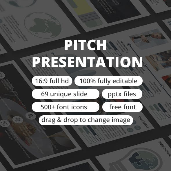 Pitch - PowerPoint Presentation