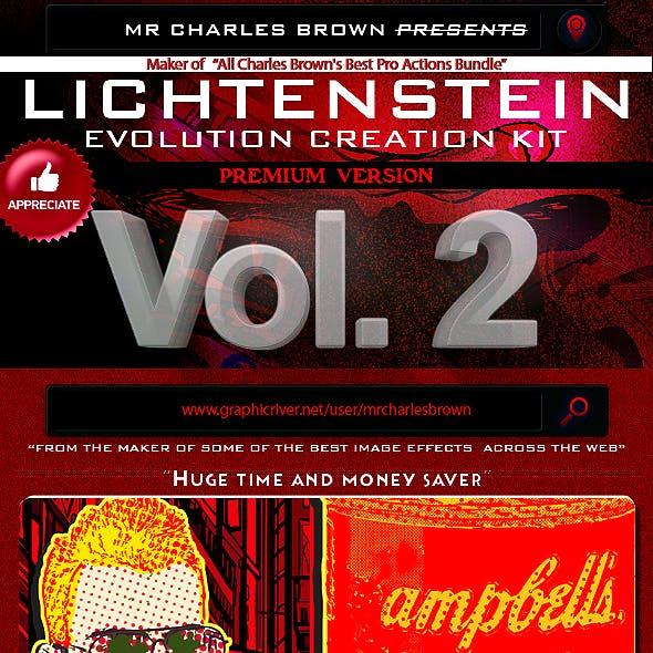 Lichtenstein Evolution Creation Kit v2