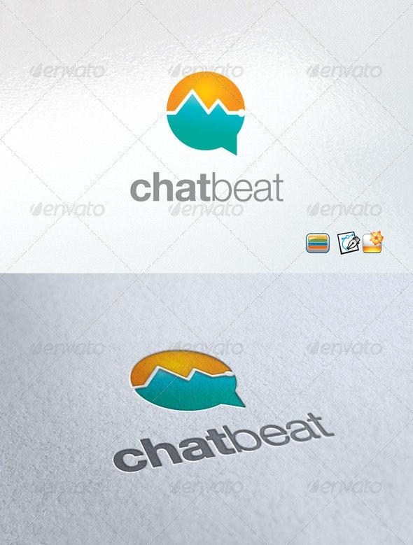 Chatbeat - Symbols Logo Templates