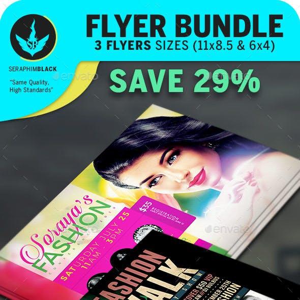 Fashion Flyer Bundle 1
