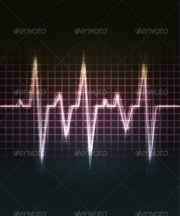 Sound wave - Decorative Symbols Decorative