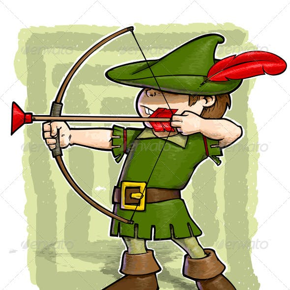 Little Robin Hood