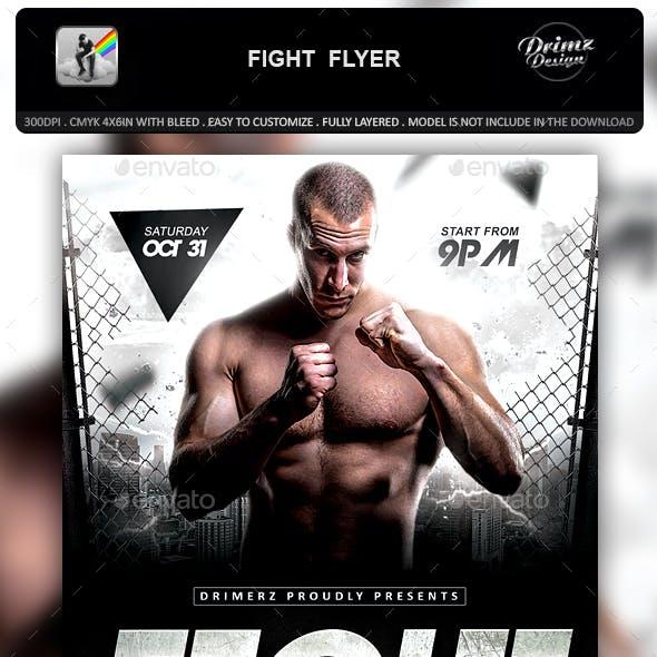 Fight Flyer