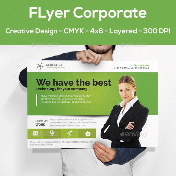 Flyer Corporate