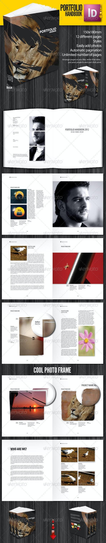 Portfolio Handbook - Portfolio Brochures