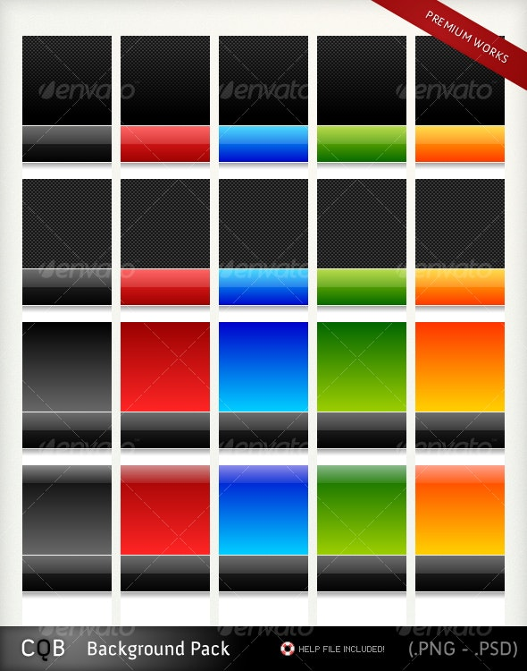 Premium Background Pack - Backgrounds Graphics