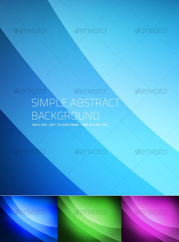 Simple Abstract Background - Backgrounds Graphics