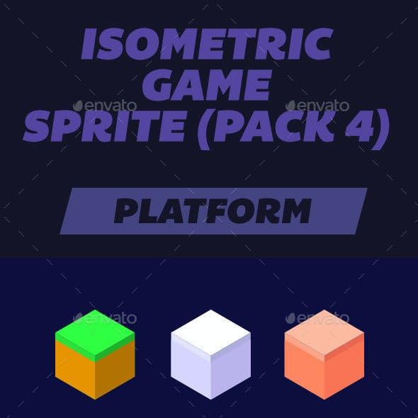 Isometric Game Sprite Animals