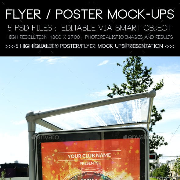 The Poster Mock-Up