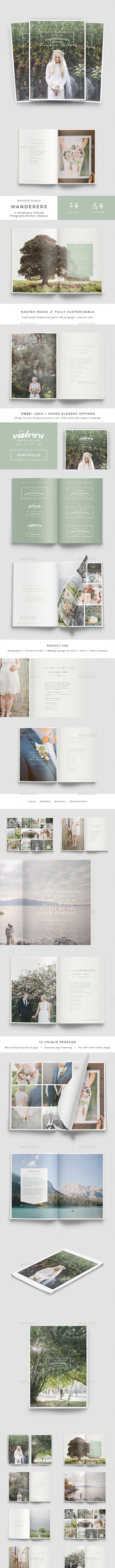 Wedding Photography Brochure - Brochures Print