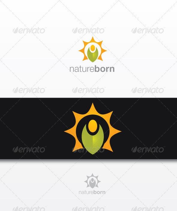 Natureborn - Nature Logo Templates