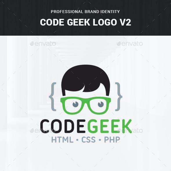 Code Geek Logo v2