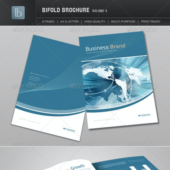 Bifold Brochure | Volume 4