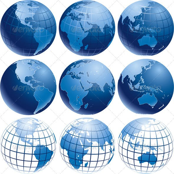 World Globes Collection