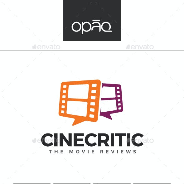 CineCritic Logo