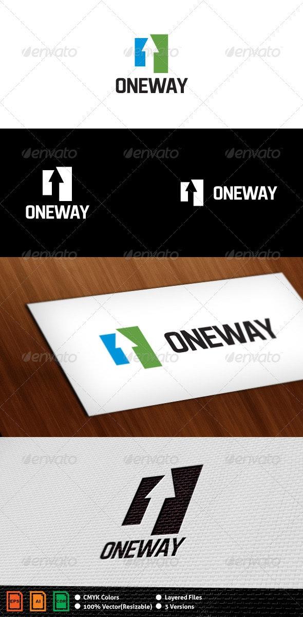 Number One Logo Template - Symbols Logo Templates