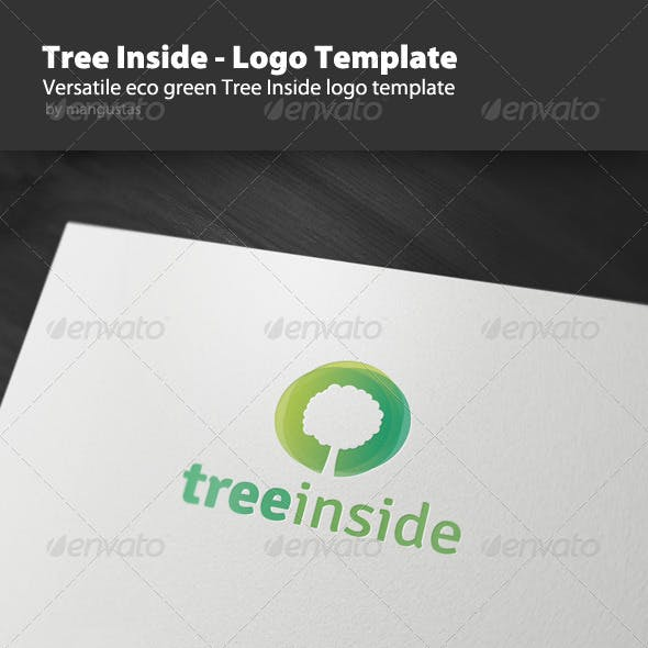 Tree Inside - Logo Template
