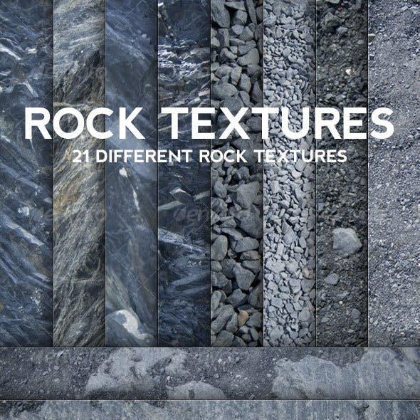 21 Hi-Res Rock Textures
