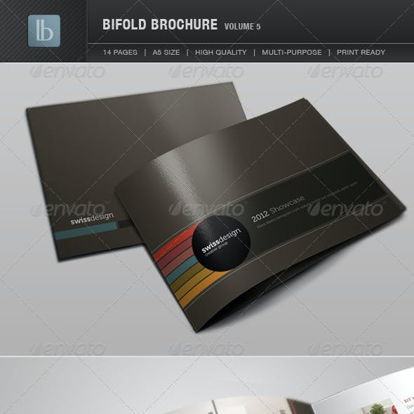Bifold Brochure | Volume 5