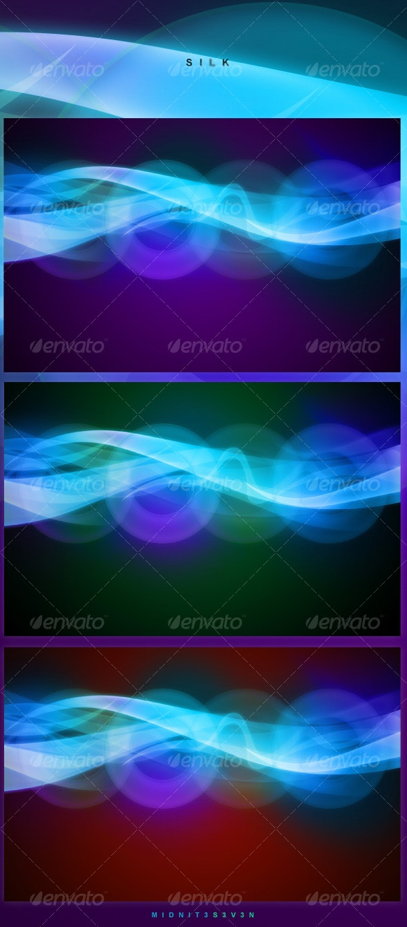 Silk - Backgrounds Graphics