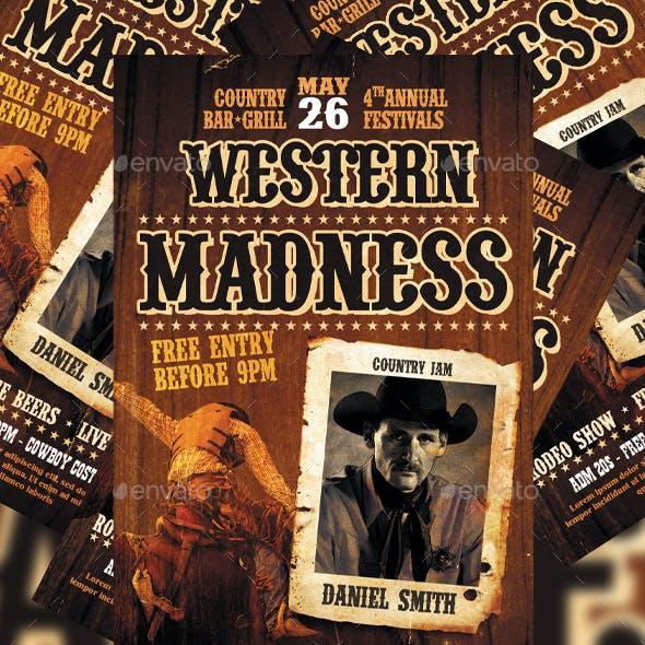 Rodeo / Western Flyer