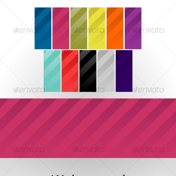 Colorful Web Page Backgrounds