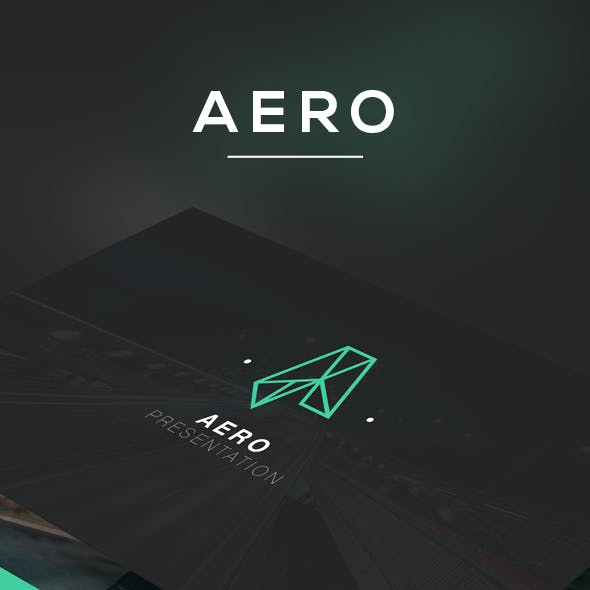 AERO PowerPoint Template