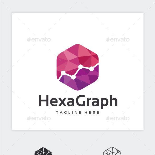 Hexa Graph Logo
