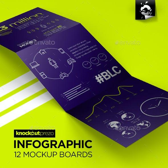 Infographic Mockup Board