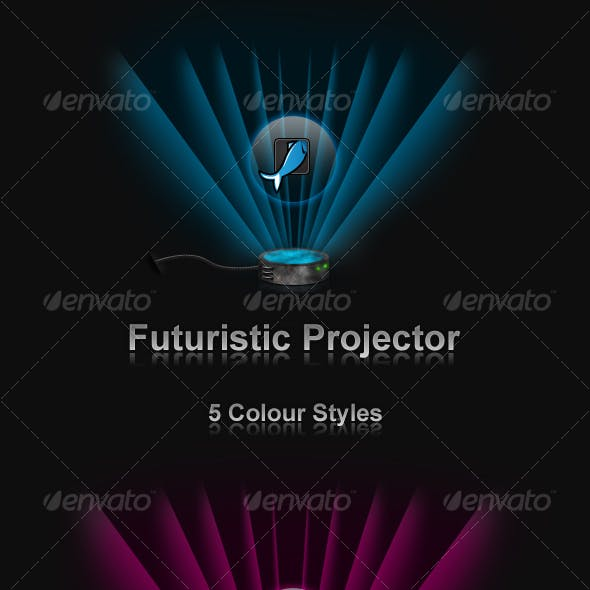 Futuristic Projector