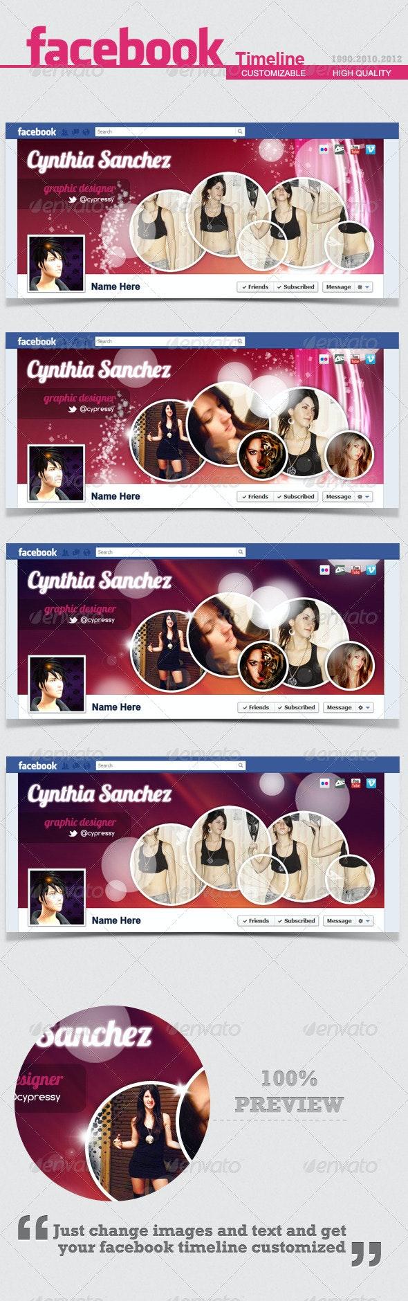 Facebook Timeline Cover V.2 - Facebook Timeline Covers Social Media