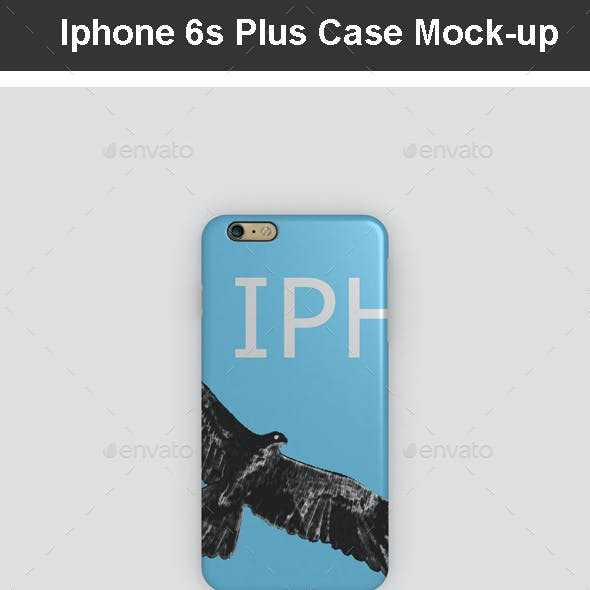Iphone 6s Plus Case Mock-up