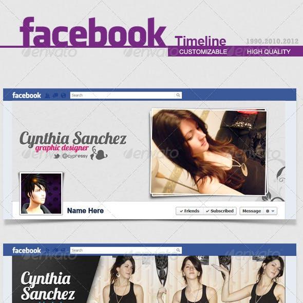 Facebook Timeline Cover V.3