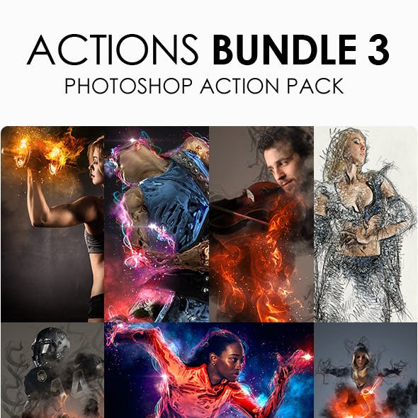 Actions Bundle 3