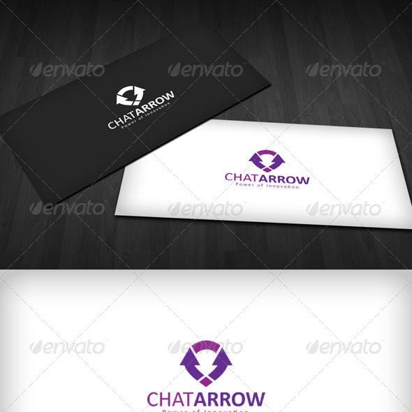 Chat Arrow logo