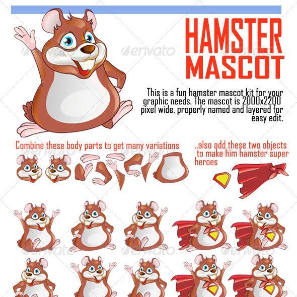 Hamster Mascot