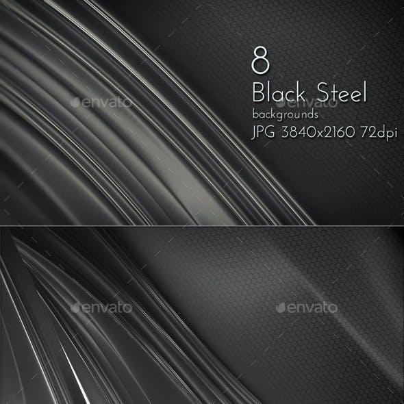 Black Steel Design