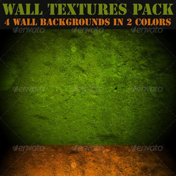 Download Wall Textures Pack