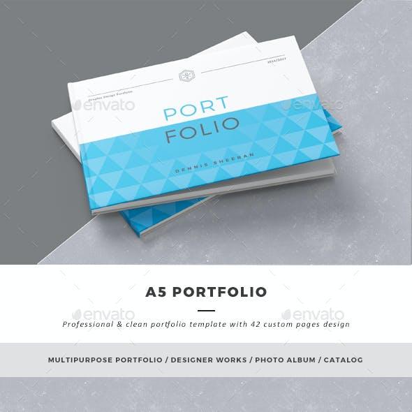 A5 Portfolio