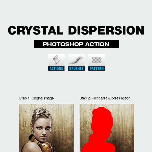 Crystal Dispersion PS Action