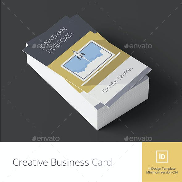 Creative Business Card No.8