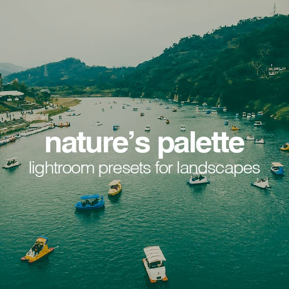 Nature's Palette Lightroom Presets