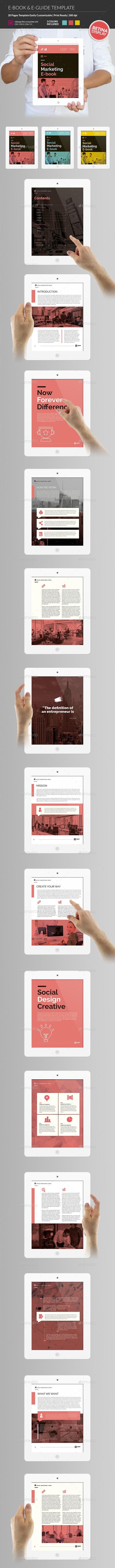 E-Book & E-Guide - Digital Books ePublishing