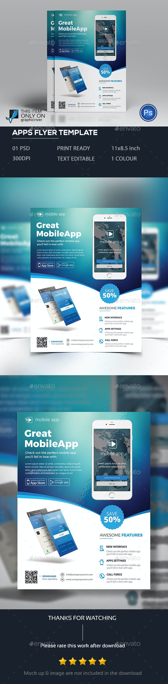 Apps Flyer - Commerce Flyers